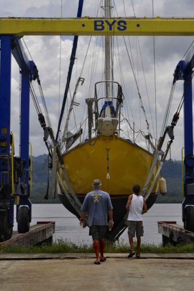 Boat Yard Panama 400x600