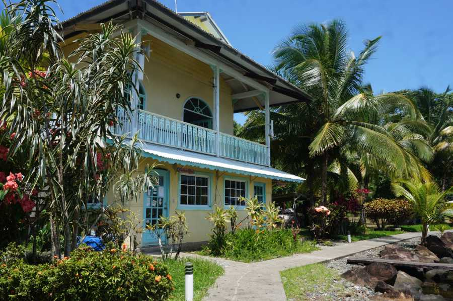 Bocas Del Toro Panama Houses