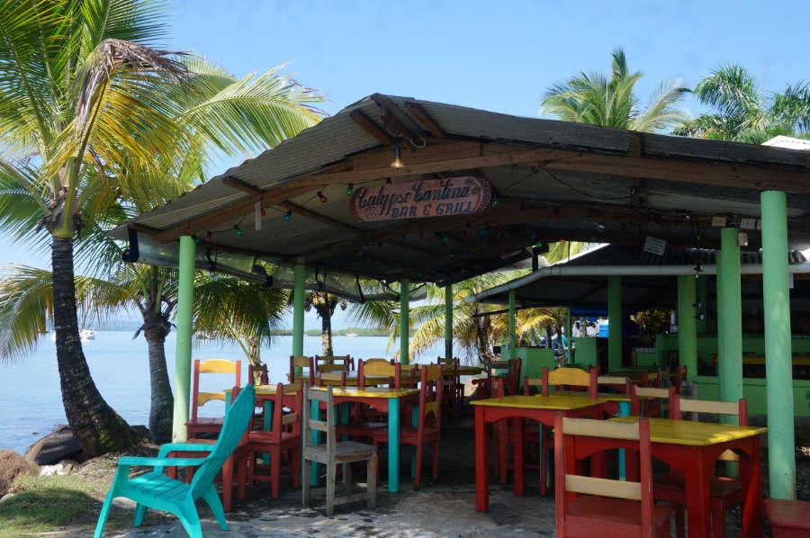 Bocas Del Toro Restaurants Bars